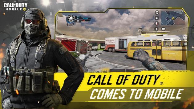 Call of Duty®: Mobile - Garena captura de pantalla 16