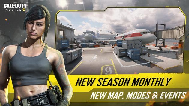 Call of Duty®: Mobile - Garena captura de pantalla 18