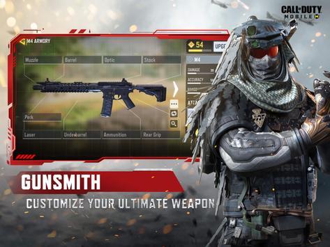 Call of Duty®: Mobile - Garena تصوير الشاشة 18
