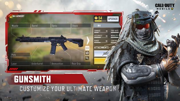 Call of Duty®: Mobile - Garena تصوير الشاشة 10