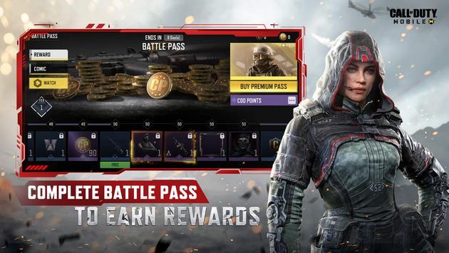 Call of Duty®: Mobile - Garena تصوير الشاشة 12