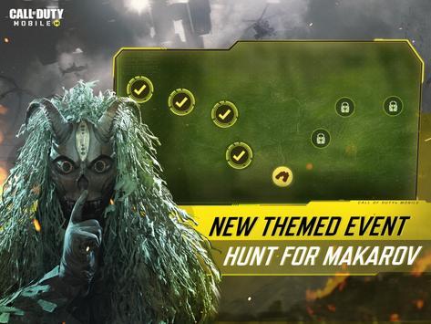 Call of Duty®: Mobile - Garena captura de pantalla 13