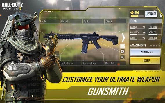 Call of Duty®: Mobile - Garena captura de pantalla 1