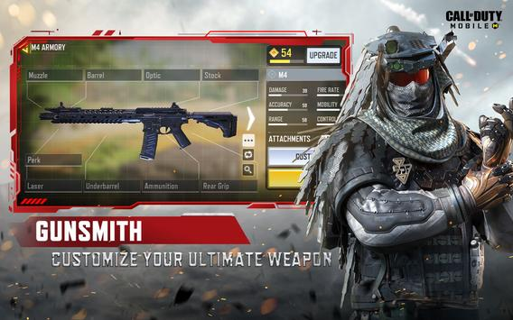 Call of Duty®: Mobile - Garena تصوير الشاشة 3
