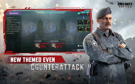 Call of Duty®: Mobile - Garena تصوير الشاشة 4
