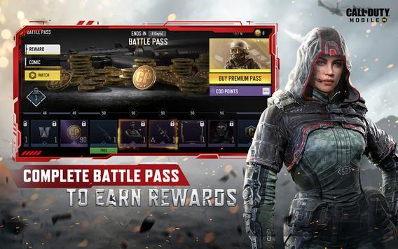 Call of Duty®: Mobile - Garena تصوير الشاشة 5