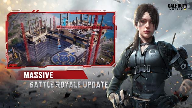Call of Duty®: Mobile - Garena تصوير الشاشة 8