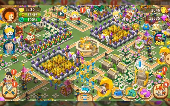 Garena Fantasy Town - Farming Simulation screenshot 15