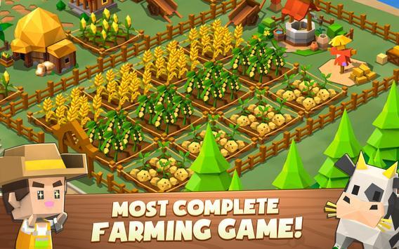 Garena Fantasy Town - Farming Simulation screenshot 16