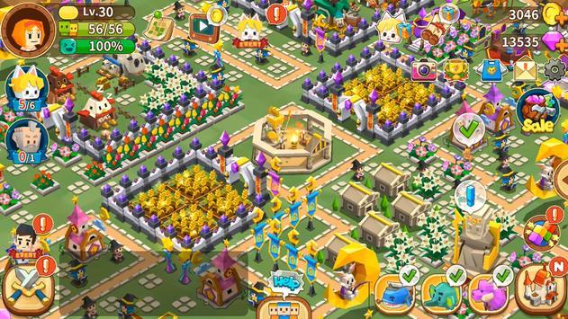 Garena Fantasy Town - Farming Simulation screenshot 7