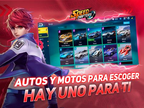 Garena Speed Drifters captura de pantalla 10