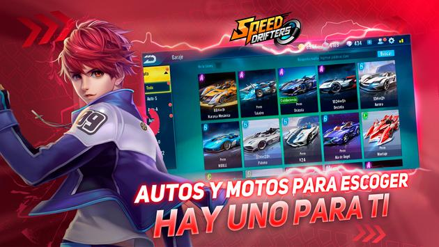 Garena Speed Drifters captura de pantalla 18