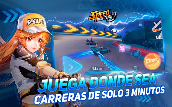 Garena Speed Drifters captura de pantalla 1
