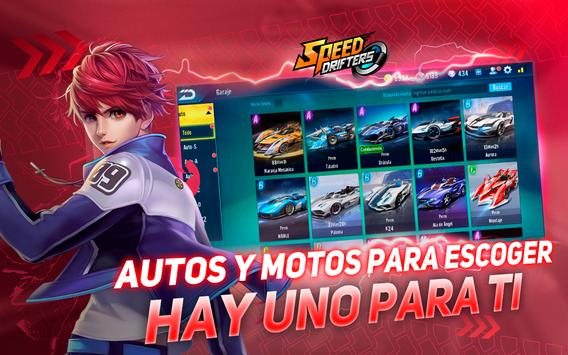 Garena Speed Drifters captura de pantalla 2