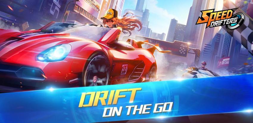 APK Garena Speed Drifters
