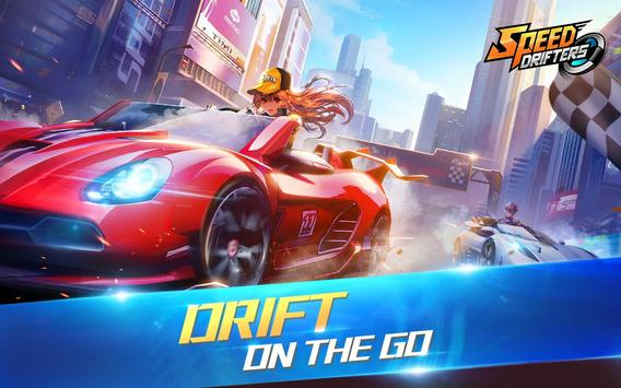 Garena Speed Drifters Cartaz