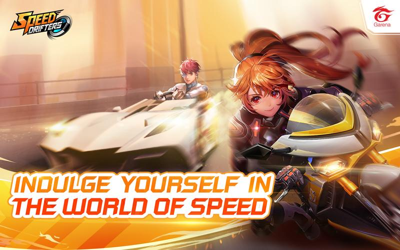 Garena Speed Drifters 1.10.3.13624