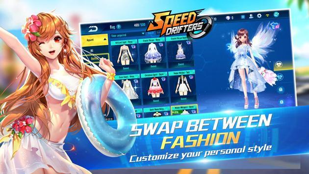 Garena Speed Drifters captura de pantalla 16