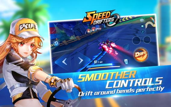 Garena Speed Drifters captura de pantalla 1