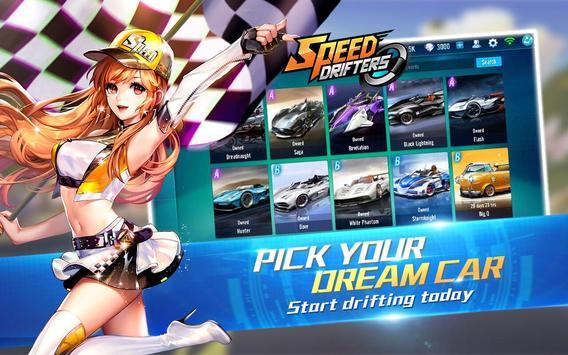 Garena Speed Drifters captura de pantalla 3
