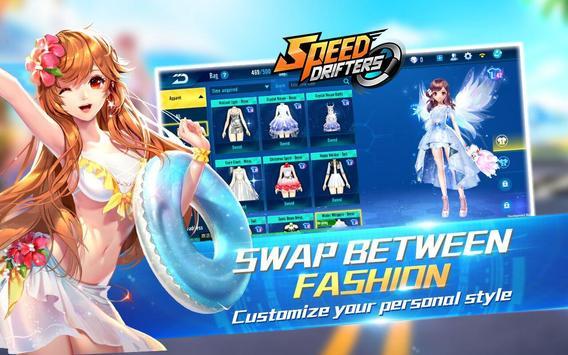 Garena Speed Drifters captura de pantalla 4
