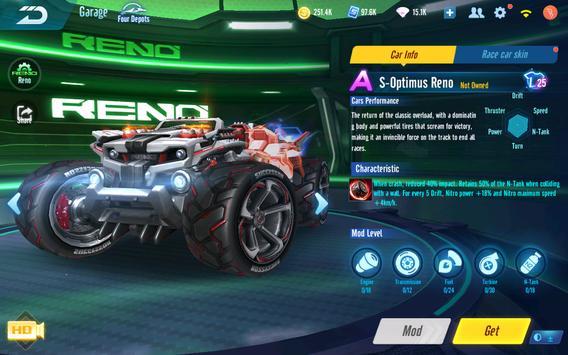 Garena Speed Drifters imagem de tela 7