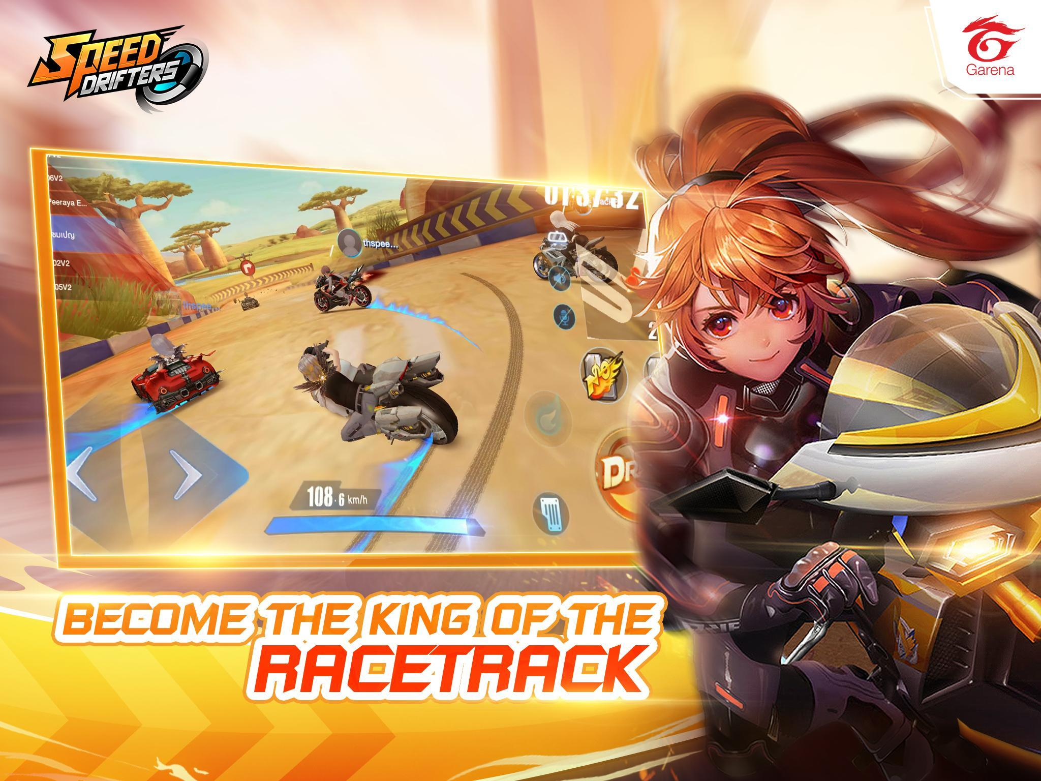 Garena Speed Drifters for Android - APK Download
