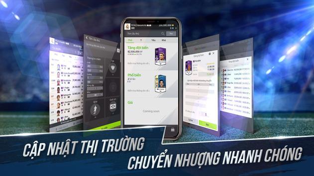 FIFA Online 4 M screenshot 1