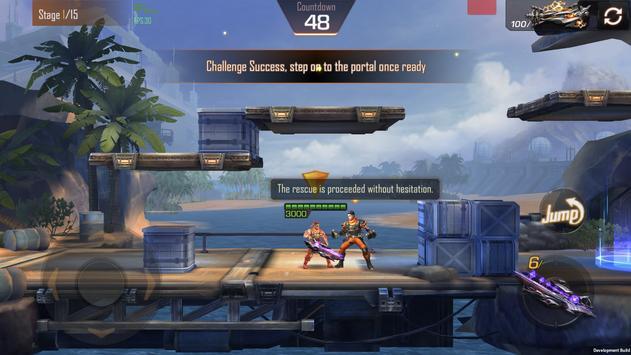 Garena Contra Returns imagem de tela 5
