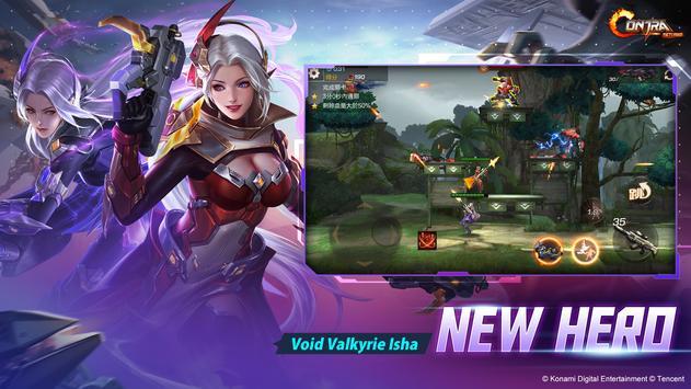 Garena Contra Returns imagem de tela 8