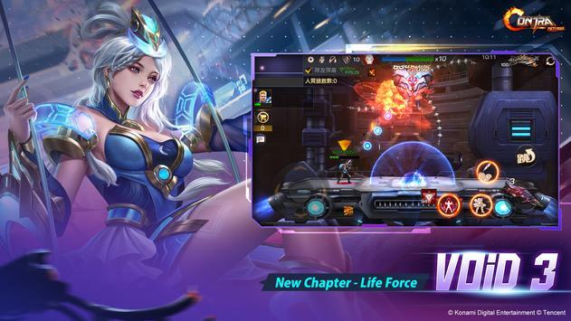 Garena Contra Returns imagem de tela 9
