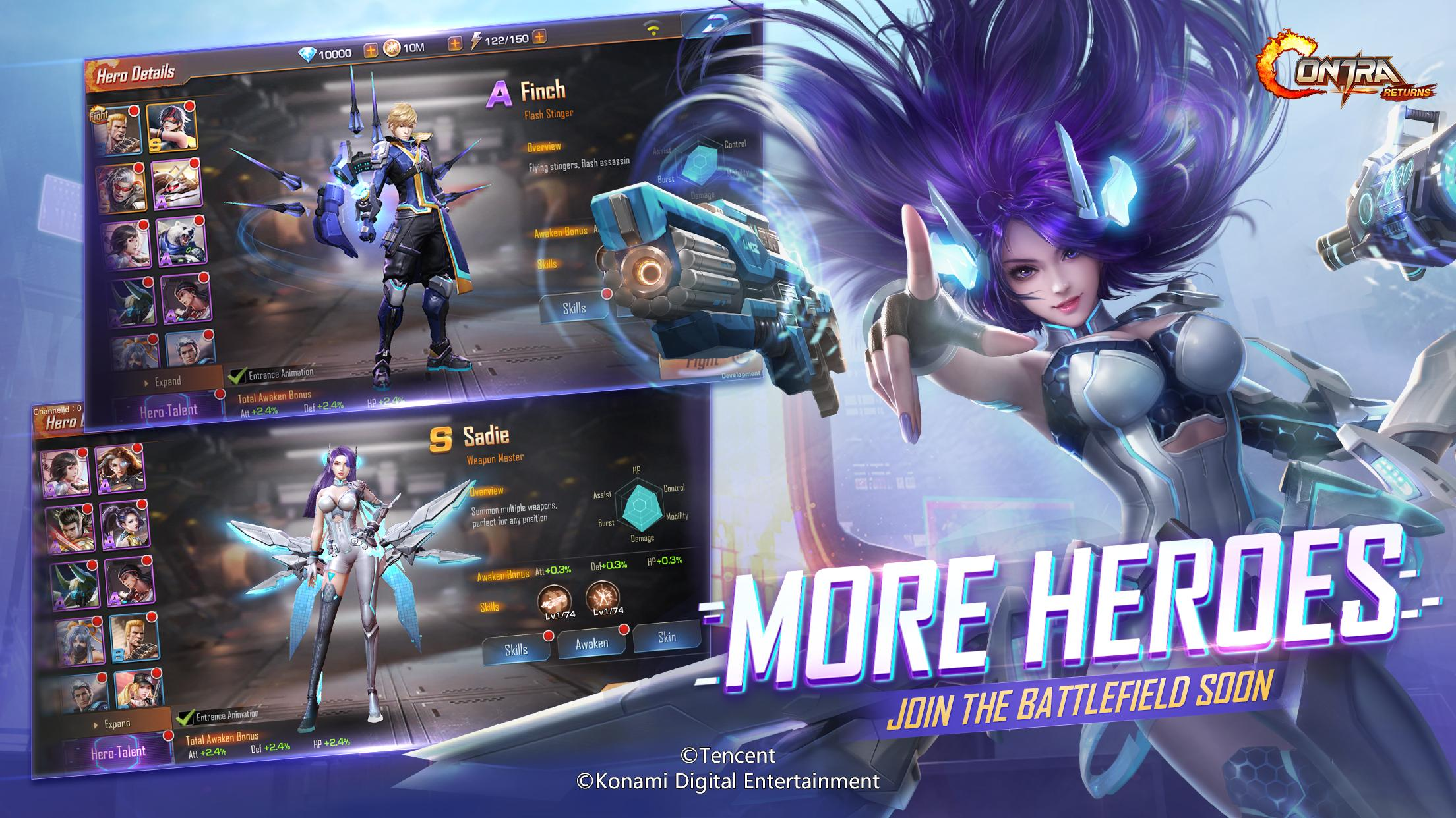 Garena Contra Returns for Android - APK Download