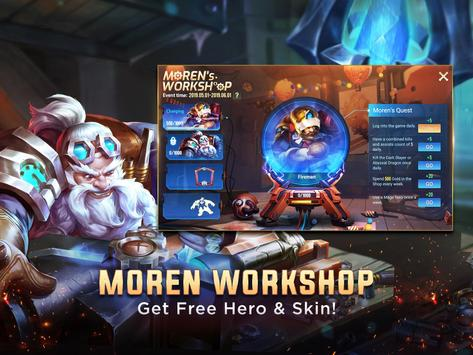 Garena AOV - Arena of Valor: Action MOBA screenshot 10