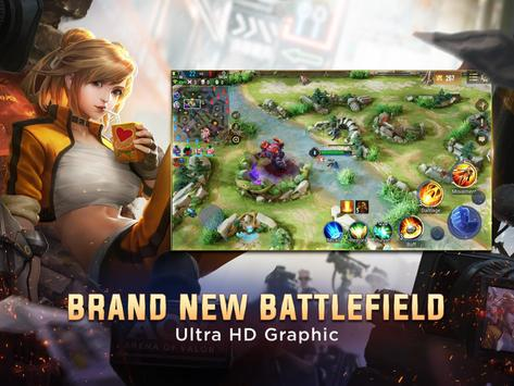 Garena AOV - Arena of Valor: Action MOBA screenshot 11