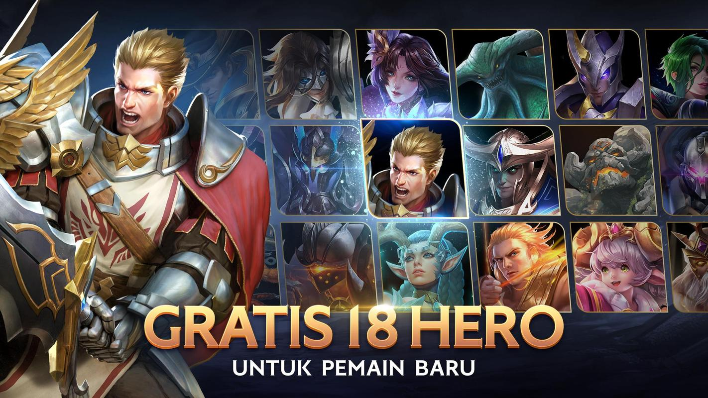 Garena Aov Arena Of Valor Action Moba For Android Apk Download