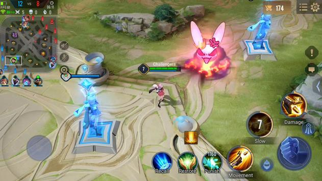 Garena AOV - Arena of Valor: Action MOBA screenshot 7