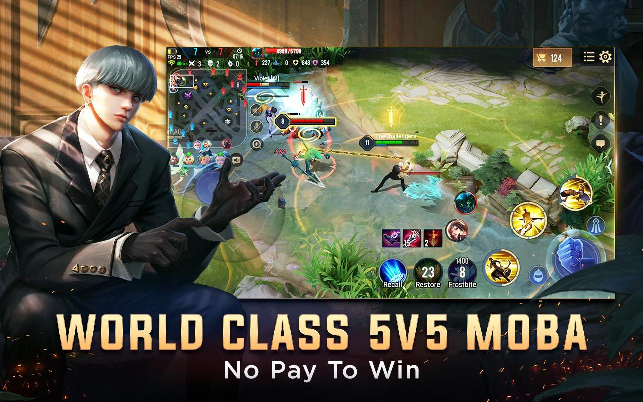 Garena AOV - Arena of Valor: Action MOBA for Android - APK