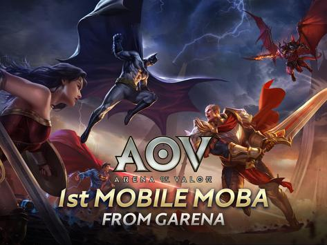 Garena AOV - Arena of Valor screenshot 10