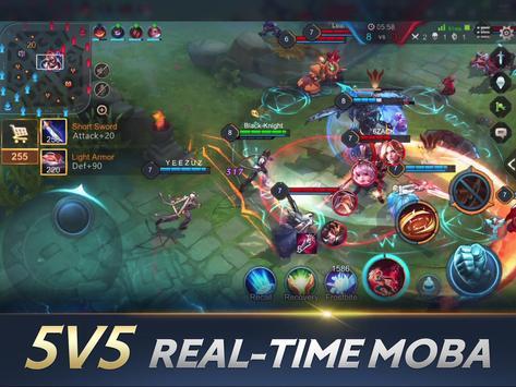 Garena AOV - Arena of Valor screenshot 11