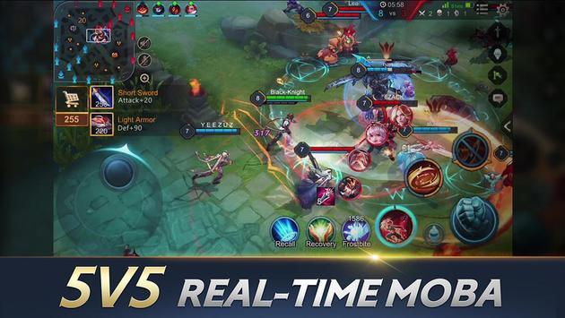 Garena AOV - Arena of Valor screenshot 1