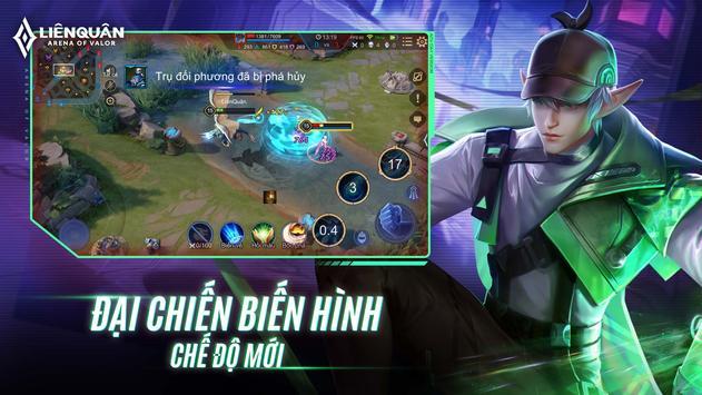 Garena Liên Quân Mobile screenshot 20