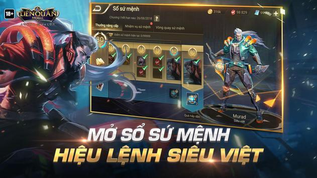 Garena Liên Quân Mobile screenshot 6