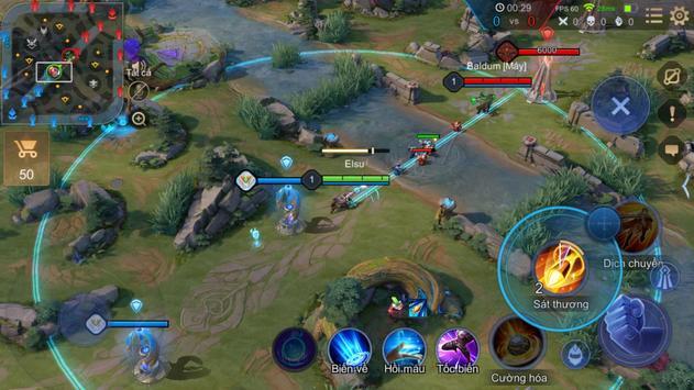 Garena Liên Quân Mobile screenshot 7