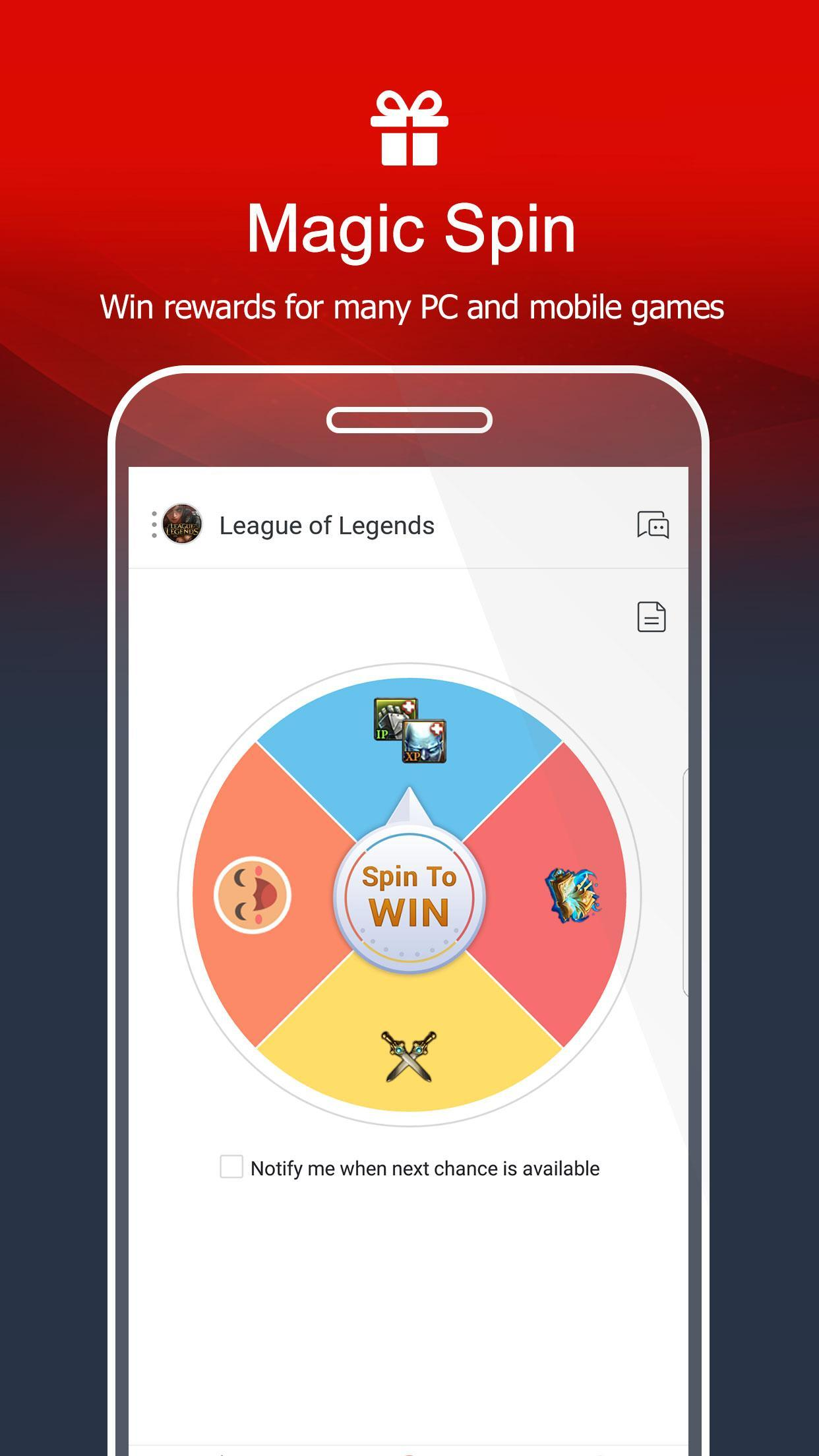Garena for Android - APK Download