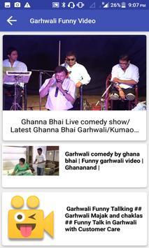 Garhwali Funny Video-Uttrakhandi Funny Video screenshot 3
