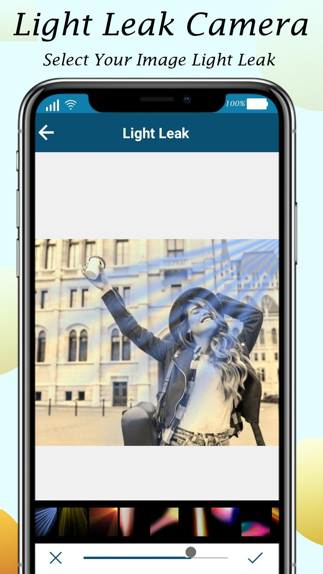 Light Leak Camera : Overlay Photo Editor for Android - APK Download