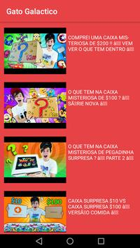 Gato Galactico FunApp poster
