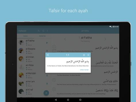myQuran screenshot 9