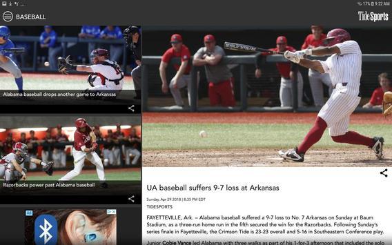 TideSports.com Alabama Sports screenshot 10