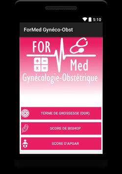 ForMed Gynéco-Obst-poster